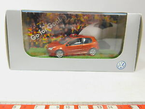 Ar934-1-roadster-Limited-Edition-1-43-automoviles-volkswagen-VW-Golf-goal-Neuw-embalaje-original