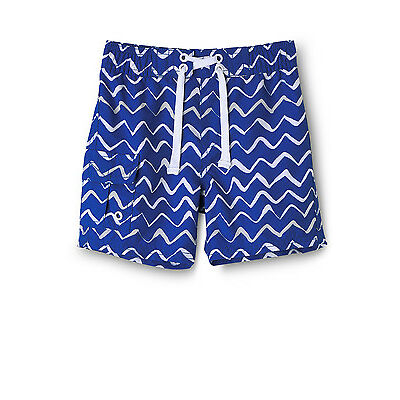 NEW Sprout Boys Boardshort Blue