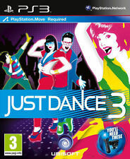 JUST DANCE 3 ~ PS3 (in Great Condition)