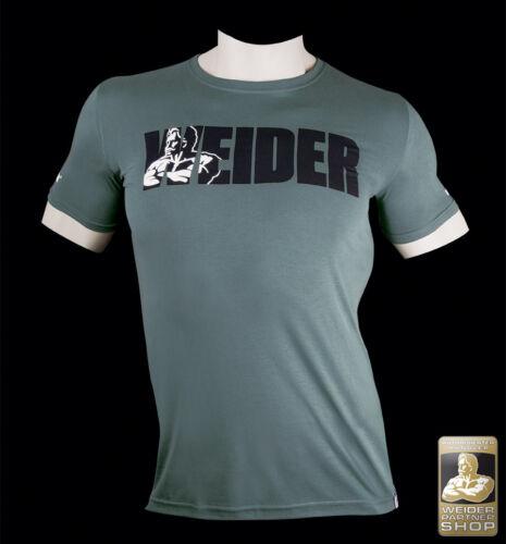 Weider T-Shirt Basic grau erhältlich in den Größen S-XXXXXL
