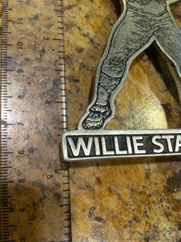 Pittsburgh Pirates Willie Stargell Metal Statue Stand Up Figure SGA 2001