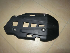 Bmw Genuine Used Motorcycle Parts K1200s Radiator Heat Guard 143897 10 W Bolts Ebay