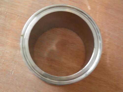 "304 Stainless Steel 3/"" x 18/"" Sanitary Tri Clamp Spool"