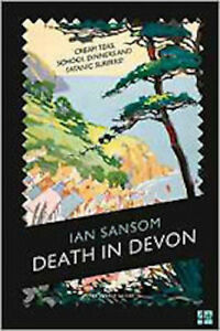 Ian-Sansom-Death-en-Devon-Swanton-Morley-Tout-Neuf-Livraison-Gratuite