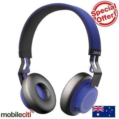 Jabra Move Bluetooth Wireless Headphones - Blue