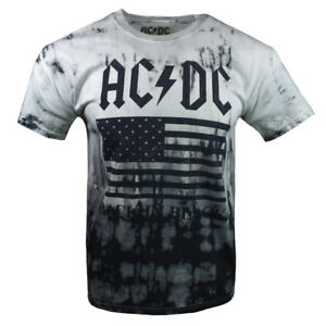 AC-DC-Mens-Tee-T-Shirt-M-XL-BACK-IN-BLACK-1980-TOUR-Vintage-Rock-Band-Music-NEW