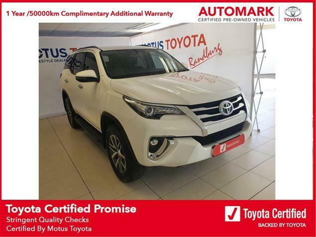 2020 Toyota Fortuner 2.8 GD-6 Raised Body AT