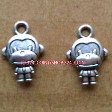 20x Tibetan Silver Peace Symbol Pendant Charms Beads Accessories Wholesale N39P
