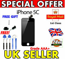 Black iPhone 5C OEM GRADE AAA+ Touch Screen Replacement LCD Display Digitizer