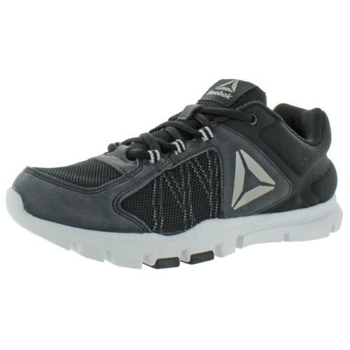 Reebok Boys Yourflex Train 9.0 Trainers Sport Running Shoes Sneakers BHFO 7334