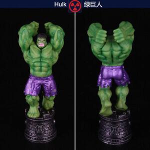 6-034-Marvel-Avengers-The-Hulk-PVC-Action-Statue-Figure-Chess-Piece-PVC-Toy