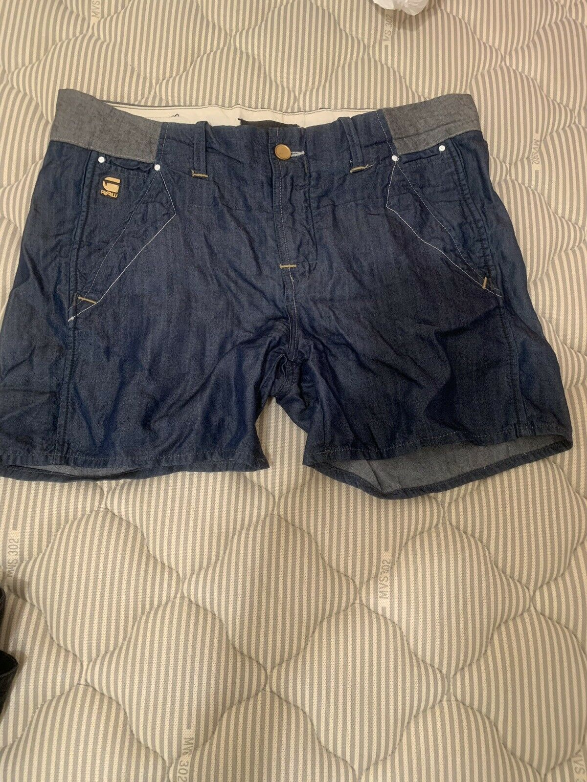 G star raw shorts women