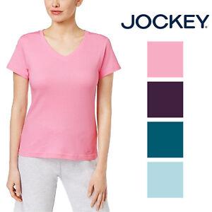 Jockey Womens Tops Short Sleeve Tunic