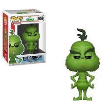 "Funko Toys Pop Animation The Grinch Movie 4"" Figure #659"