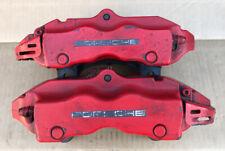 04 10 Porsche Cayenne Brembo 18z Rear Left Amp Right Brake Calipers Vw Touareg