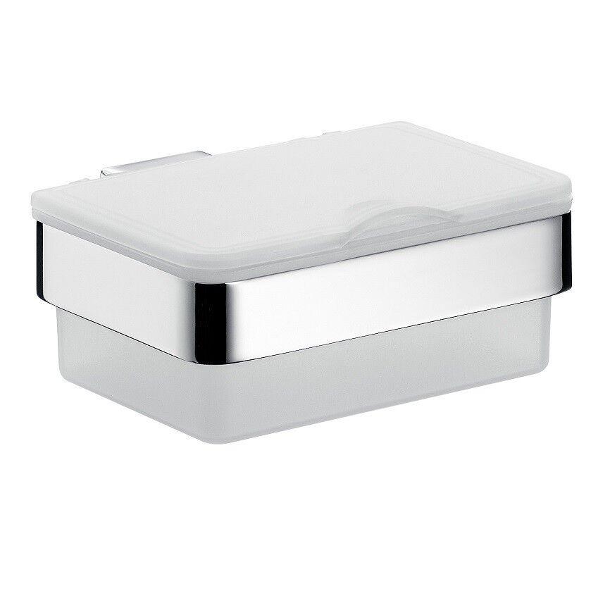 EMCO LOFT LOFT LOFT Feuchtpapier-Halter Kosmetiktuch-Behälter Tissue-Box 053900101 efd556