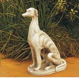 Superbe Image Is Loading Art Deco Greyhound Outdoor Garden Statue Sculpture By
