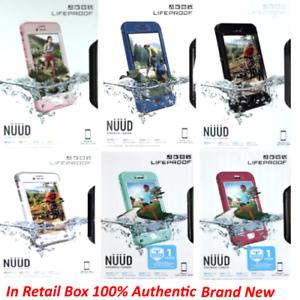 best loved 14ffb 20009 Details about Original LifeProof Nuud WaterProof Case For iPhone 6 / 6s /  6S Plus / 7 Plus / 7