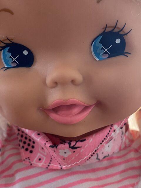 Vintage Mattel Doll Baby Rollerblade 1980, Working, No box.