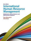 International Human Resource Management: Globalization, National Systems and Multinational Companies by Chris Rees, Tony Edwards (Paperback, 2010)