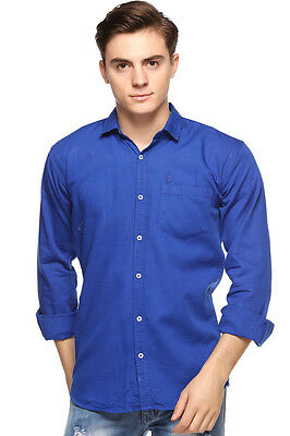 Double Arrow Men's Slim Fit Shirt - cms17eb