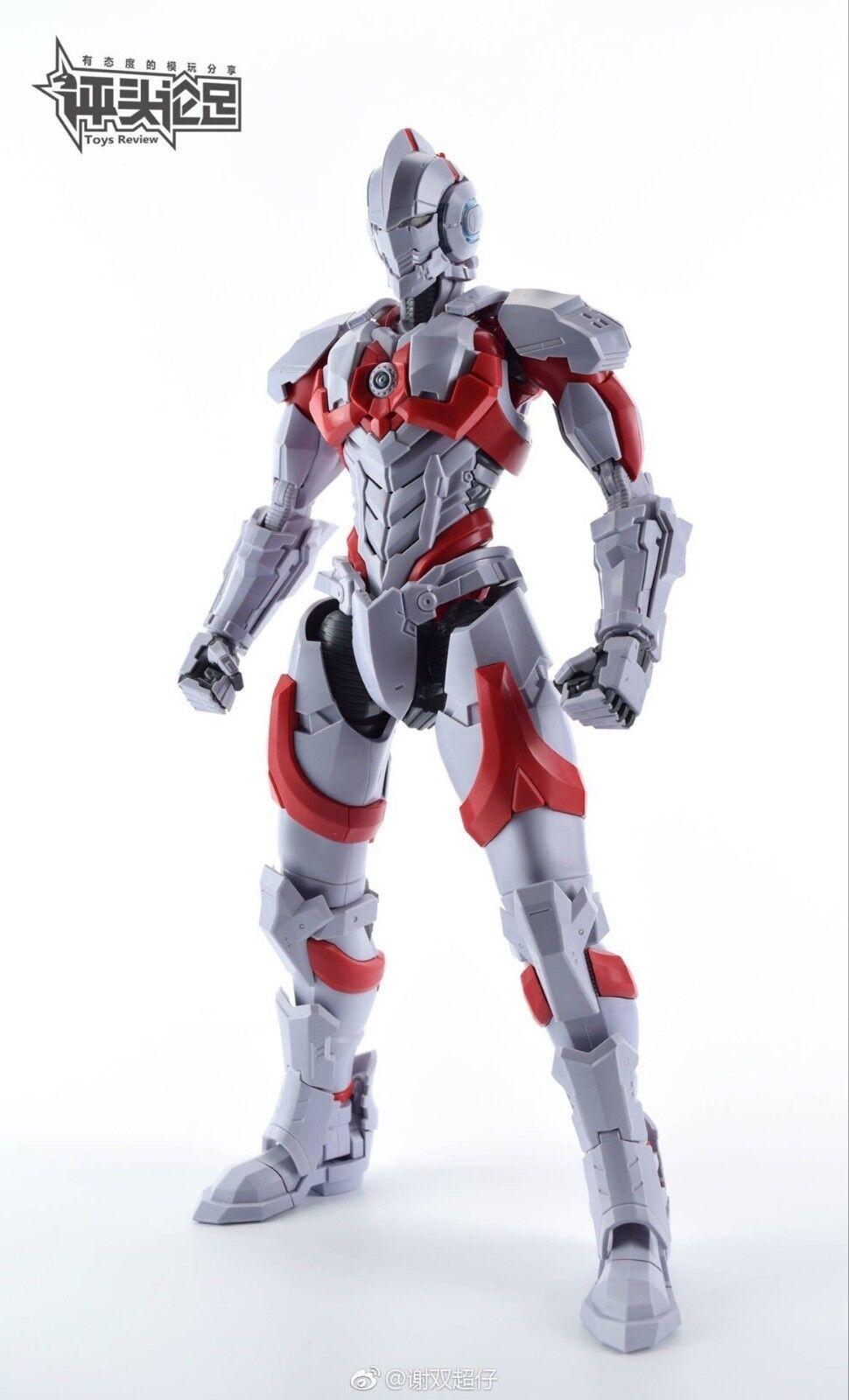 12  Action Figure 1 6 Ultraman Inshi Model Kits prepaint ver. Msin