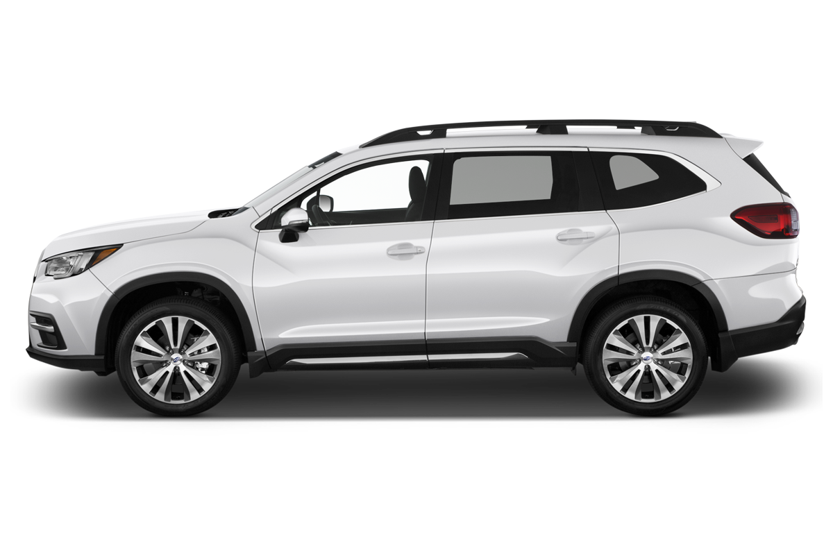 Subaru Ascent side view