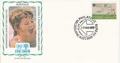 Australien Australien Fdc Ersttagsbrief 1981 Berühmte Sportler Mi.nr.741-44 Erfrischend Und Wohltuend FüR Die Augen