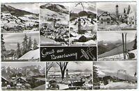 Ältere SW-Ansichtskarte von Nesselwang Ab 1945 Echtfoto ungebraucht  (934)