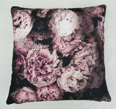 """Designers Guild Fabric Cushion Cover /'VESPERTINA BLOSSOM/' 16/""""//18/""""//20/"""" Le Poeme"""