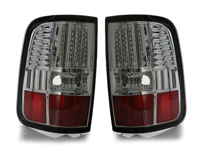 NEW RIGHT SIDE TAIL LAMP LENS AND HOUSING FOR 2004-2009 FORD F-150 7L3Z13404BA
