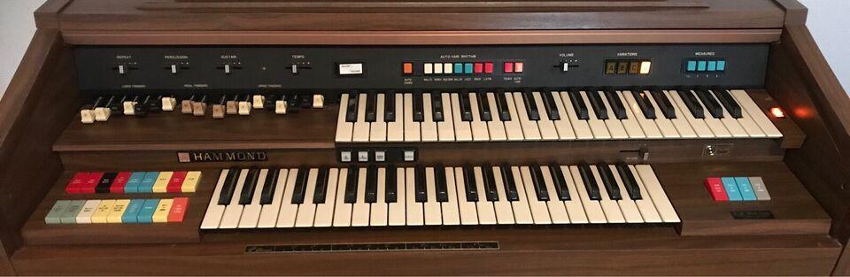 Hammondorgel, Hammond Aurora Century