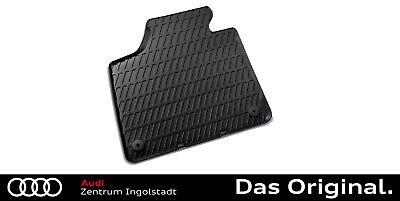 Original Audi A3 8P Sportback Gummimatten Gummifußmatten vorn schwarz 8P1061501
