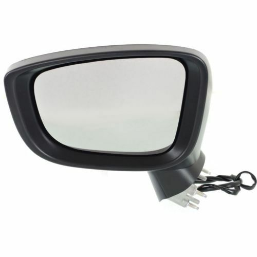 Driver Side New Mirror for Mazda 3 MA1320181 2014 to 2015