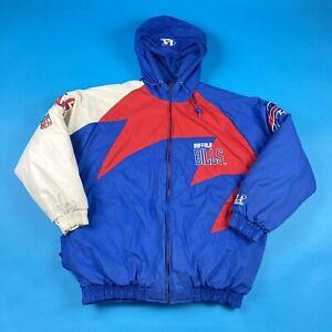 Vintage Buffalo Bills Jacket XL Proline Authentic NFL 90s