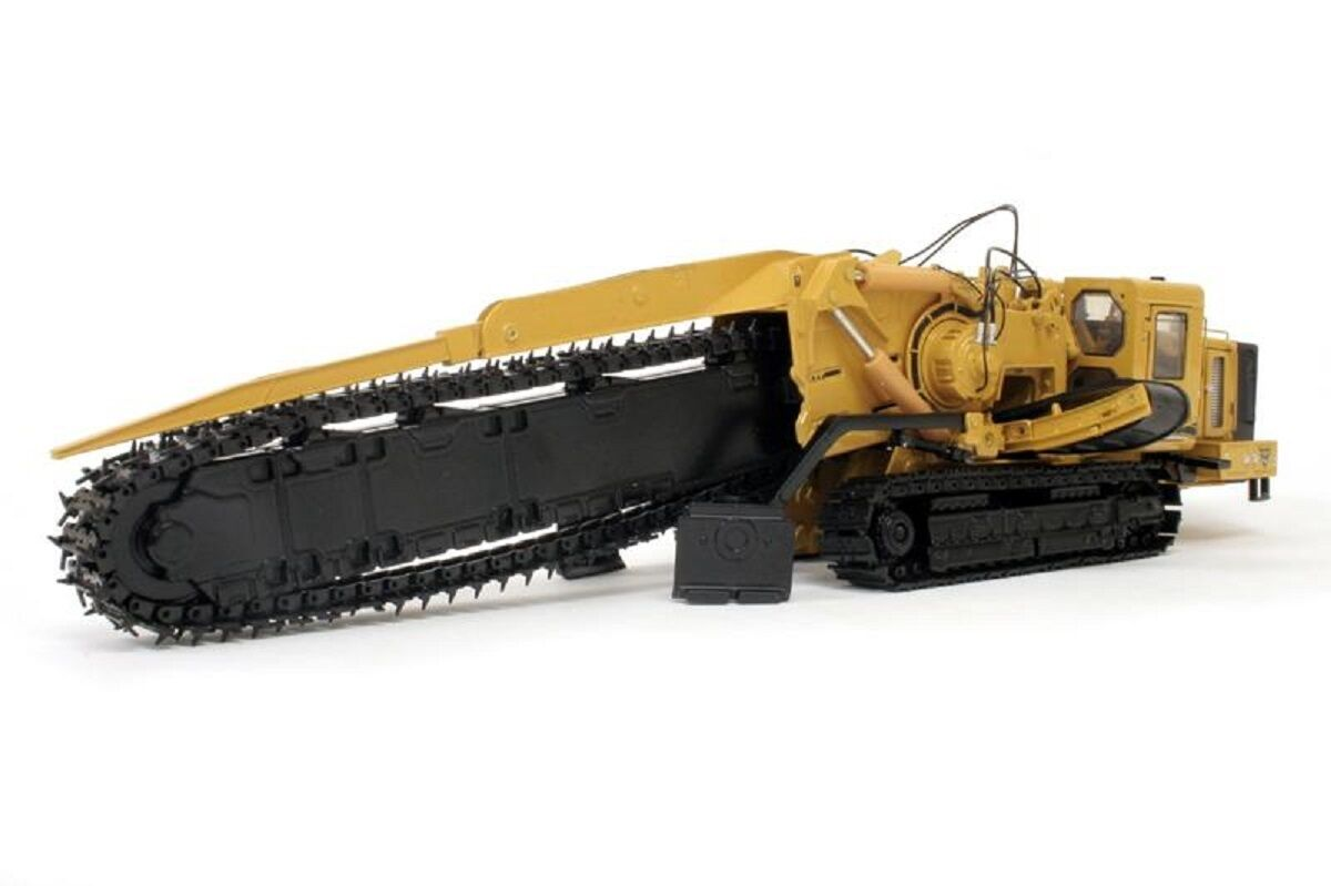 Vermeer T1255 Chain Trencher - 1/50 - TWH #086-09002 - Brand New