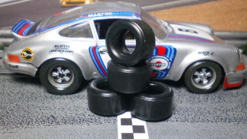 1//32 URETHANE SLOT CAR TIRES 2pr PGT-21127 fit FLY Porsche 911