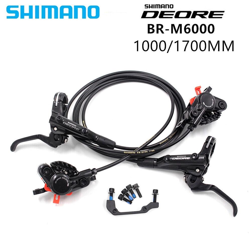 Freno Shimano Deore Br M6000 MTB Frenos BL-M6000 1000 1700 izquierda & derecho dh