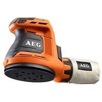 Aeg Random Orbital Sander 18v 125mm, 6 Speed Dial, Bex18-125-0 German Brand