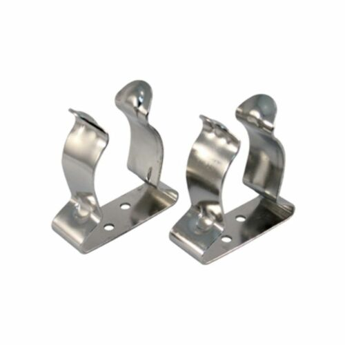 STAINLESS STEEL Adjustable Spring Clamp 5//8/'/' to 1-1//4/'/'  FASTSHIP 7-0099