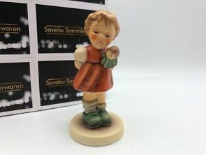 Hummel-Figurine-2103-A-Punch-Is-Da-3-11-16in-1-Choice-Top-Condition