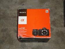 Box for Sony Alpha A230 SLR Camera