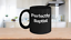 Baptist-Mug-Black-Coffee-Cup-Funny-Gift-for-Pastor-Elder-Worship-Church-Leader miniature 1