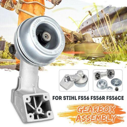 Langlebiges Winkelgetriebe Silber Ersatz für Stihl FS56 FS56R FS56CE Trimmerkopf