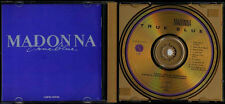 MADONNA True Blue JAPAN 24k GOLD CD 1988 43P2-0002 MEGA RARE!
