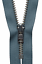 Premium YKK Metal Trouser Zipper Zips Semi Auto Lock Slider Heavy Metal Teeth