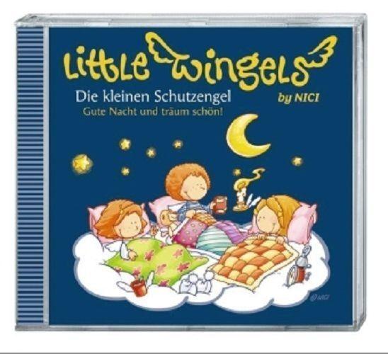 ♥ Little Wingels, Die kleinen Schutzengel, Gute Nacht und träum schön! CD NEU ♥