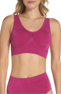 443d8f5240caa Image is loading WACOAL-835275-B-SMOOTH-SEAMLESS-BRALETTE-SIZE-34
