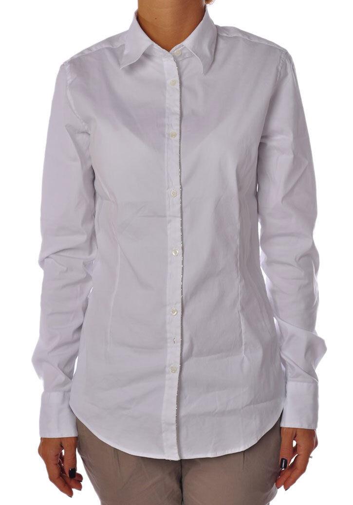 Aglini - Shirts-Shirt - Woman - Weiß - 946518C183525