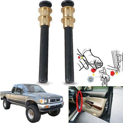 For 1989-92 Toyota Pickup 4Runner Mk3 4WD 2WD Door Hinge Pin Repair 4 Pcs